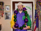 Mardi Gras Beads were my weakness