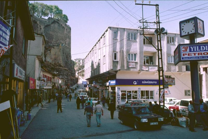 bitlis second main street