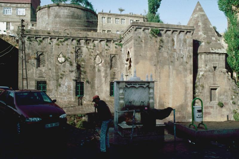 bitlis serefiye mosque