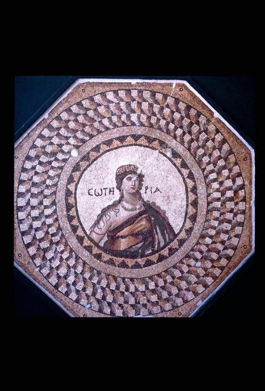 Antakya mosaic of Soteria