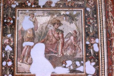 Antakya Mosaic Narcissus and Echo