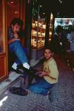 Antakya shoeshine
