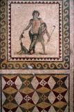 Antakya mosaic Dionysos