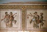 Antakya mosaic Bacchic Dancers