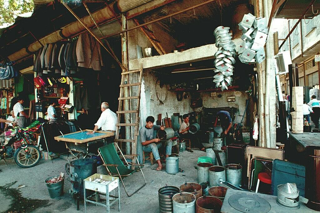 Antakya artisans