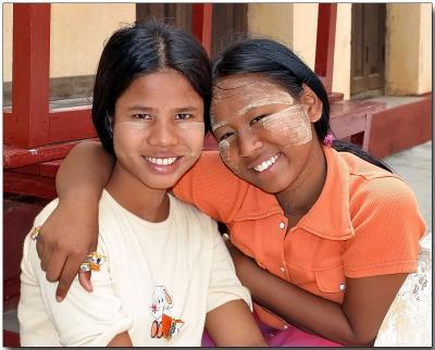 Friends - Bagan