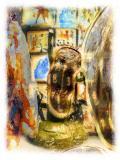 Paris,- Salvador Dali's Dissolution of Time...