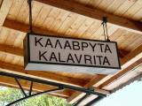 Kalavryta train station
