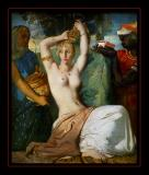 Esther (18  ) par Théodore CHASSERIAU
