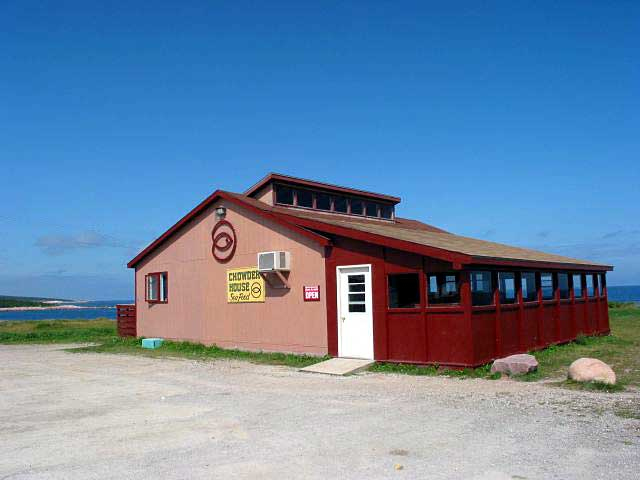 The Chowder House - Neils Harbour