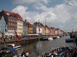 Copenhagen Pastels