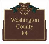 Washington County Historical Markers