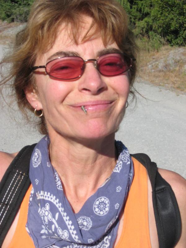 Melissa Berman<br>Mmmm! Sardines!</br>