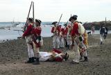 Another Red Coat casualty!