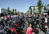 Oyster Run 2003 in Anacortes Washington