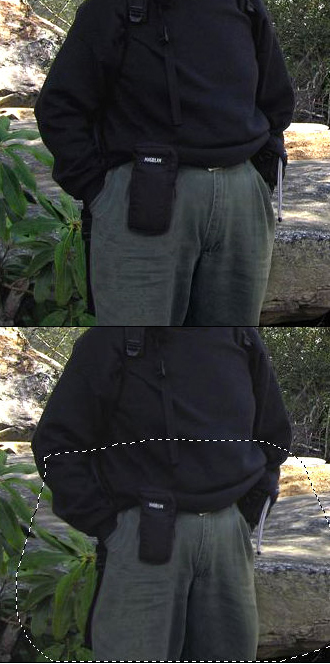 Photoshop Weight Loss