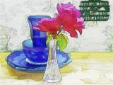 Rose-&-Glass