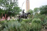 Will Rogers Statue