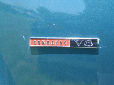 Plymouth Commando
