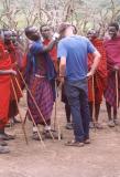 Dave - Masai Village