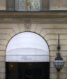 Ritz door, Paris (18/06)