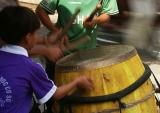 Beat the drum-Hoi An