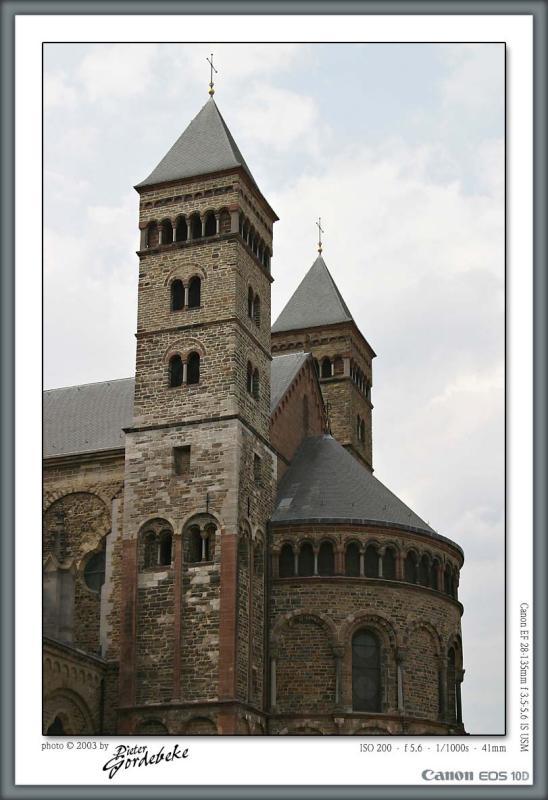 St. Servaas church again