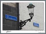 Typical street lantern