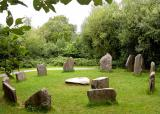 Bronze Age Stone Circle - Irish National Heritage Park (Co. Wexford)