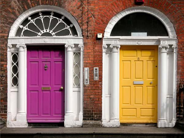 Georgian Houses (North Georgian Area - Dublin)