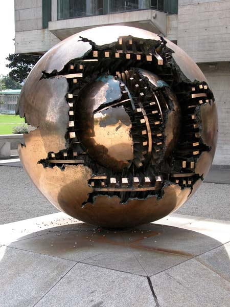 A Sphere Within a Sphere - Trinity College (Dublin)
