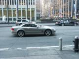Mercedes In Manhattan