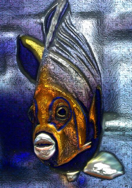 Foil Fish