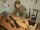 Cleaning a Rifle