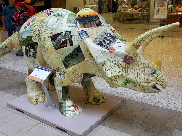 #80 Travel Torosaurus