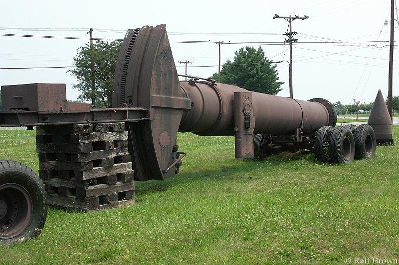 Little David 914mm Mortar