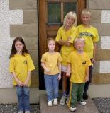 The Yellow Shirt Gang