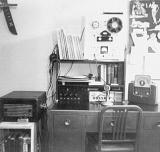 WMHA - UW-Madison Student Radio Station: 1955-56