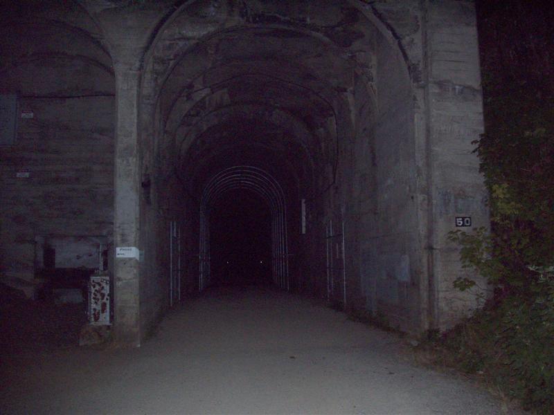 Tunnel Entrance Mile 52