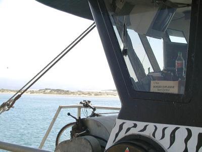 Seal control patrol