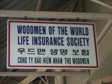 Even woodmen need insurance