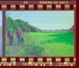 Neg contact sheet One frame crop