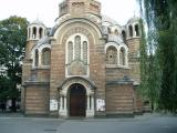 I went in here. Its Orthodox, I know that.