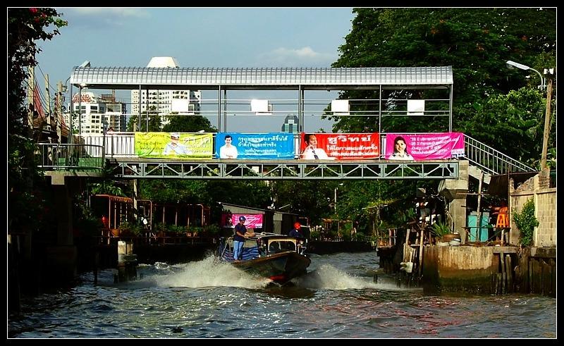Khlongs: Bangkoks waterways