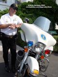 Secret Service Motorcade Support