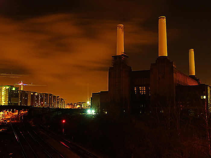 march 23: battersea power station