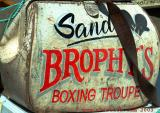 Fred Brophy's Boxing troupe