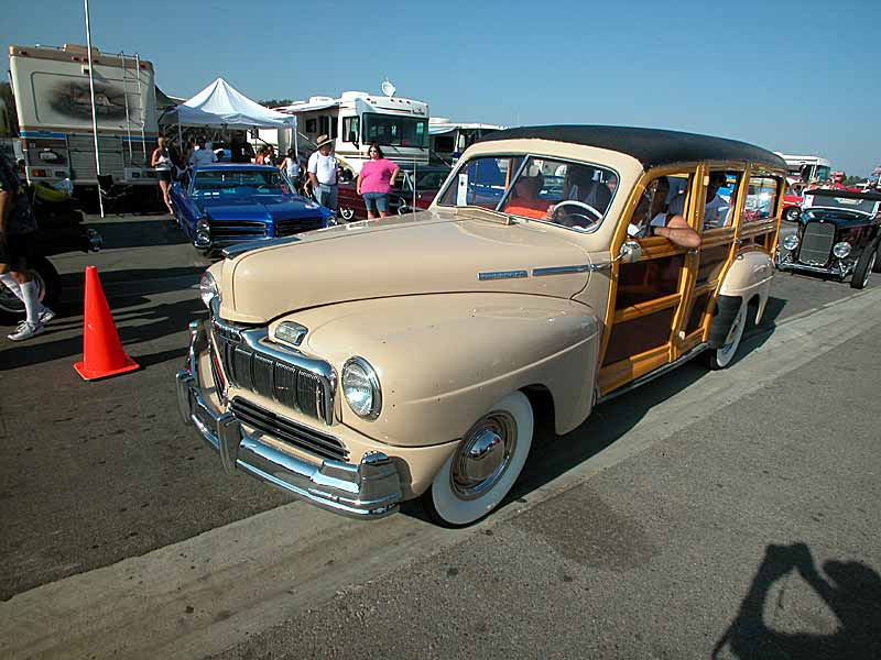 1948 Mercury Wagon (woodie)