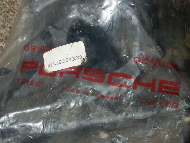 2.2 Steel Porsche Factory-Matched Set Connecting Racing Rods, Nitrated, pn 911.103.013.20, OEM, NOS - Photo 2
