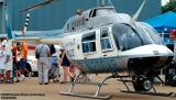 Virginia Beach Police Bell 206B N200VB law enforcement aviation stock photo #6825